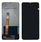 Дисплей + сенсор Realme 5 5s 5i 6i Oppo A11x, A9 2020, A5 2020 черный