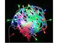 Гирлянда светодиодная Штора LED 144 Мультик,новогодние гирлянды