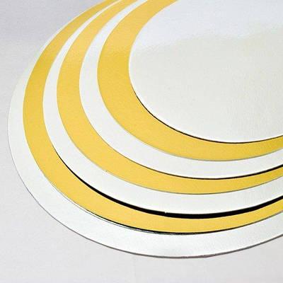 Підкладки під торт (Золото/Срібло)