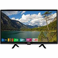 "Телевизор 24"" BRAVIS LED-24G5000 Smart + T2 Black"