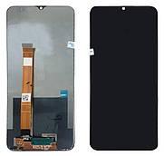 Дисплей + сенсор Realme C3 RMX2020 OPPO A5s черный