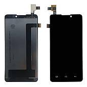 Дисплей + сенсор Prestigio 4505 MultiPhone PAP4505 DUO