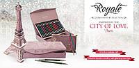 Набор съёмных спиц Royale Luxury Collection Symfonie Wood KnitPro