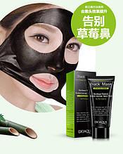 Чорна маска-плівка Deep Cleansing Black Mask 60ml