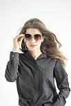 Солнцезащитные женские очки 0373-2, фото 4