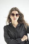 Солнцезащитные женские очки 0373-2, фото 7