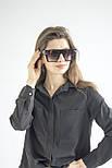 Солнцезащитные женские очки 0124-1, фото 5