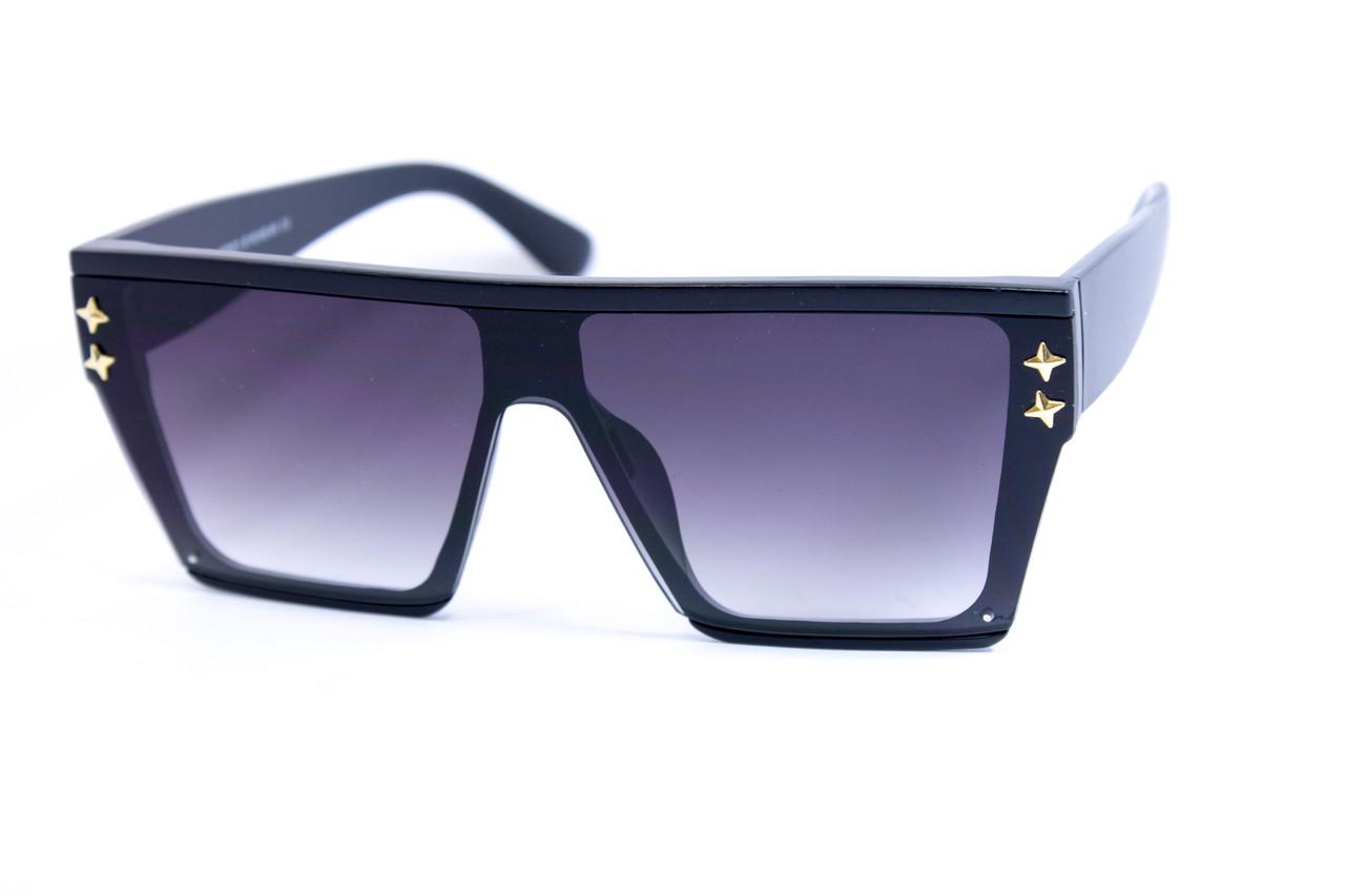 Солнцезащитные женские очки 0124-3 матовые