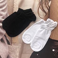 Женские короткие демисезонные носки Версаль