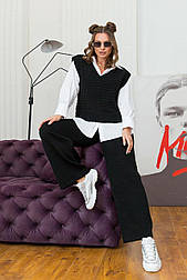Набор: жилет «Молли» и брюки, 44-48