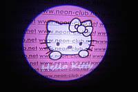 Подсветка дверей авто / лазерная проeкция логотипа Hello Kitty | Хелло Китти