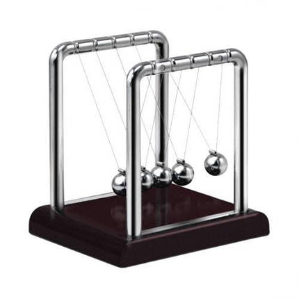 Шары Ньютона большие Balance Ball 18x17x14.5 см, фото 2