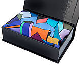 Подарункова коробка мала 160x100x40 мм, фото 3