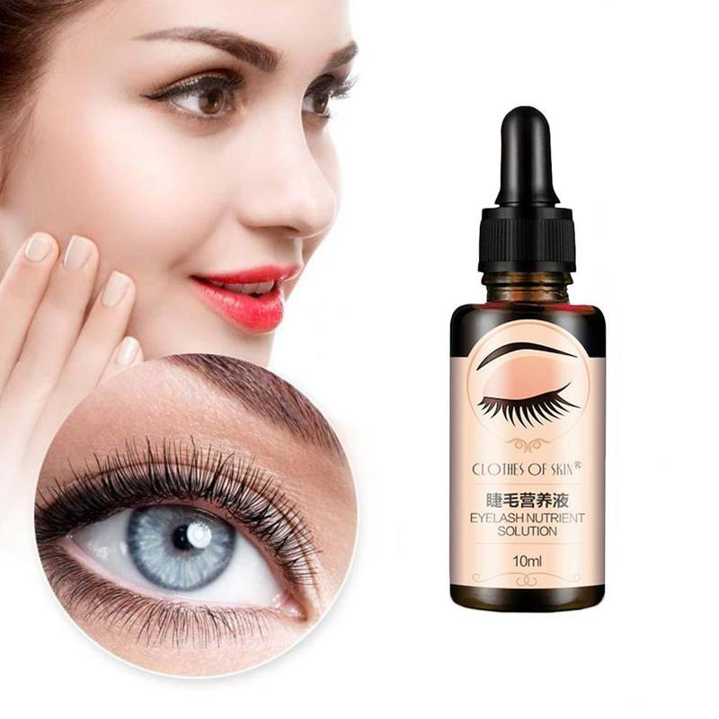 Сыворотка для роста и укрепления Ресниц Eyelash Nutrient Solution 10ml
