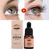 Сыворотка для роста и укрепления Ресниц Eyelash Nutrient Solution 10ml, фото 3