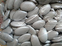 Шоколадне драже срібне  перламутрове 0,020 грм