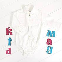 Боді-сорочка Картерс, колір білий 9м, 12м, 18м, 24м