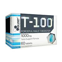Повышение тестостерона OLIMP T-100 Forceful Male T-Booster 60 tab