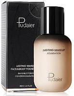 Тональный крем для лица Pudaier Face & Body Foundation 40ml 2WRL warm rosy light 2 ТЕПЛО РОЗОВЫЙ ТОН Упаковка