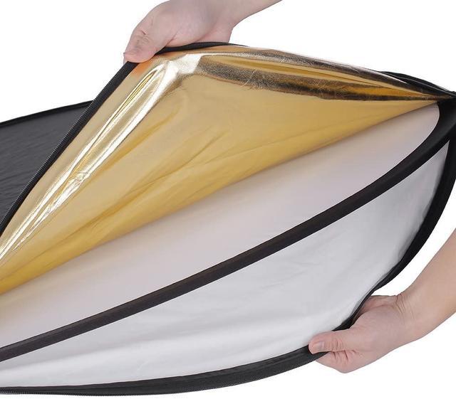 Портативний відбивач 5 в 1 110 см чохол