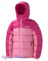 Marmot Куртка на пуху Girl's Guides Down Hoody(Pink Punch/Hot Pink)