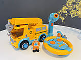 Эвакуатор на шурупах Машина- конструктор Limo Toy KB 033, фото 3