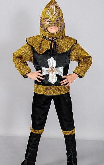 Карнавальный костюм рыцаря