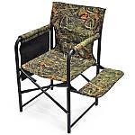 """Крісло розкладне """"Режисер"""" з полицею тканина - Камуфляж, фото 2"""