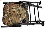 """Кресло раскладное Ralf """"Карп"""" с подлокотниками Камуфляж, фото 5"""