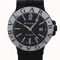 Красивые часы для женщины Bvlgari B. Zero Silver Black, фото 1