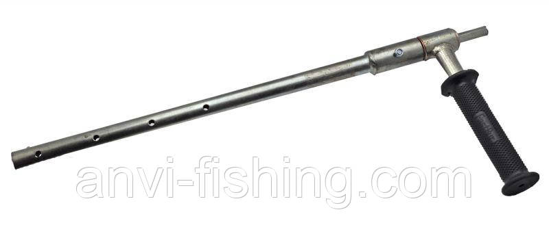 Адаптер под шуруповерт для ледобура - удлиненный - 19 мм
