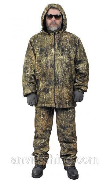 Демісезонний одяг для риболовлі та полювання - Anvi -5°C - Ховрах (тканина Алова)