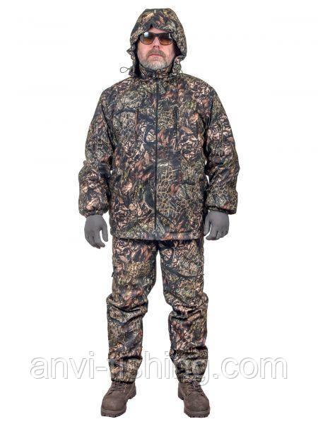 Демісезонний одяг для риболовлі та полювання - Anvi -5°C - Дуб (тканина Алова)