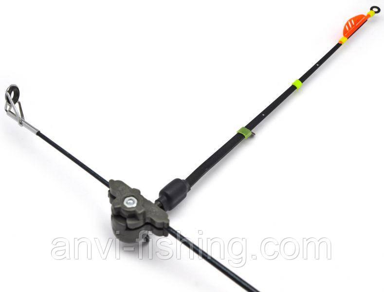 Кивок річний Anvi, поворотний, 360°, регульований, Black №2