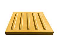 Тактильна плитка для слабозорих та сліпих Полоса