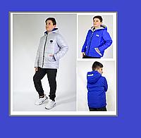 Куртка детская демисезонная на мальчика рост 116