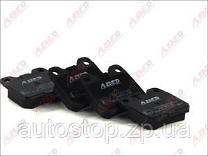 Тормозные колодки задние Опель Омега Б 1994--2003 ABE (Польша) C2X001ABE