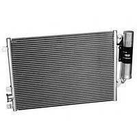 Радиатор кондиционера  Дачия, Рено (пр-во Asam 30291)
