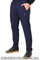 Штани спортивні полегшені TOMMY HILFIGER 21-916 темно-сині