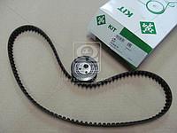 Комплект ГРМ на ВАЗ 2108-21099, 2110-2115 Калина (с двигателем 8V) (пр-во Ina)