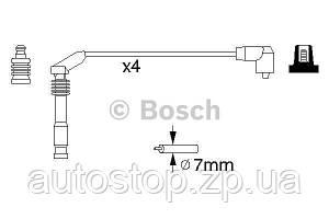 Высоковольтные провода OPEL ASTRA F и G двиг.1.6 (Bosch)