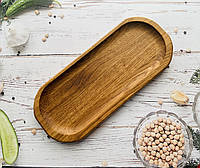 Дерев'яна дошка для подачі блюд, 35х15