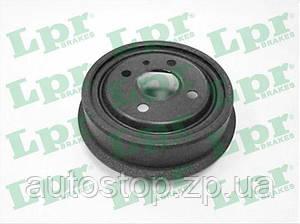 Барабан тормозной на Opel Astra G 1.2 1998--2010 LPR (Италия) 7D0138