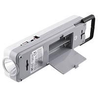Панель светодиодная – фонарь Yajia YJ-6872, 1W+30SMD, мощный аккумулятор, USB