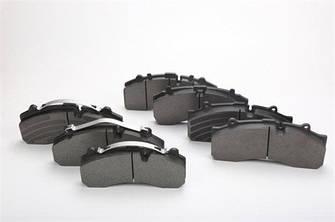Тормозные колодки для дисковых тормозов