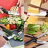 Універсальні ножиці clever cutter № B63, фото 7