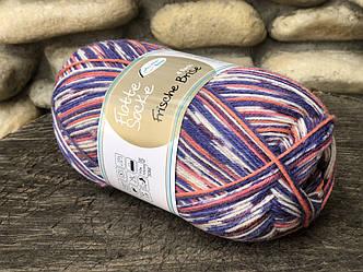 Шкарпеткова пряжа Flotte Socke серія Frische Brise 75% шерсть суперуош 25% поліаміду,420м/100г