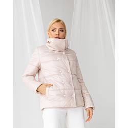 Брендовая демисезонная женская куртка