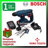 Аккумуляторный перфоратор BOSCH GBH 36V-Li Compact (36V, 5AH) Профессиональный перфоратор Бош