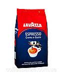 Кава Lavazza Espresso Crema e Gusto в зернах 1 кг (Оригінал Італія), фото 3
